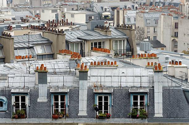 Toits de Paris - Photo