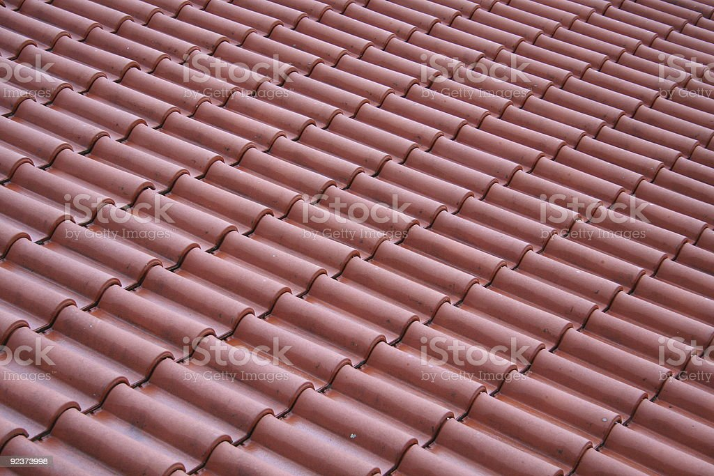 Rooftop Background royalty-free stock photo