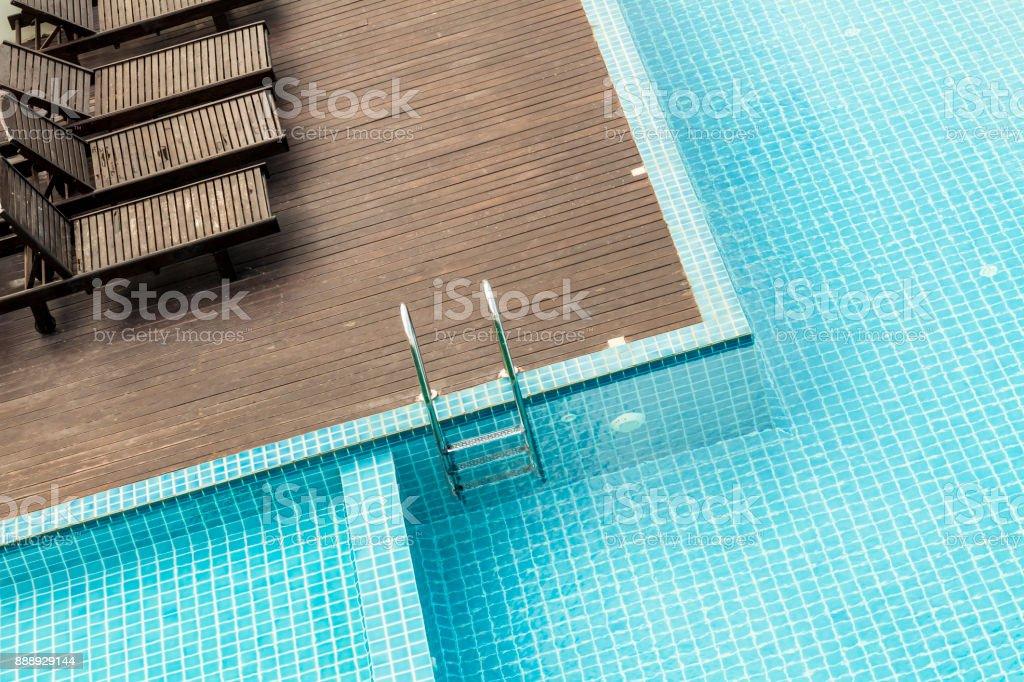 Pool auf dem Dach in Phuket, Thailand – Foto