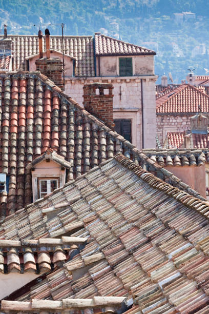 rooftops - stephen lynn stock pictures, royalty-free photos & images