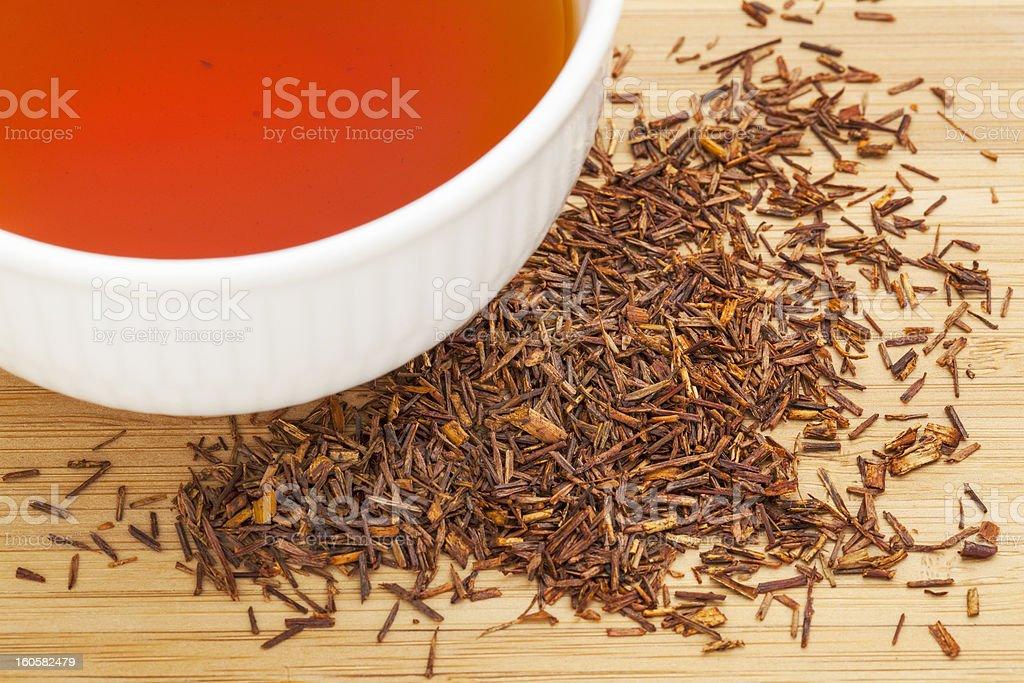 rooibos red tea royalty-free stock photo