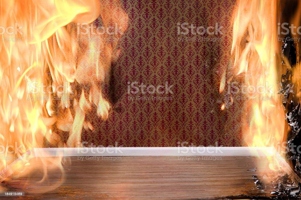 Feuer Zimmer – Foto