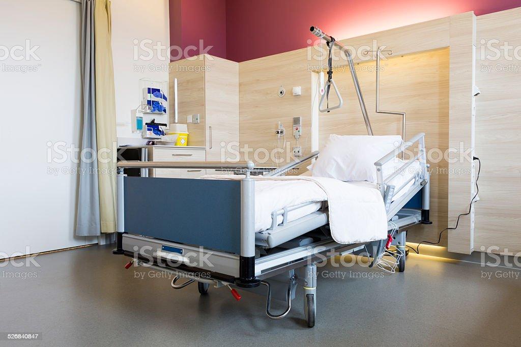 Chambre Dans Un Hôpital Moderne Dutch Photo Libre De Droits