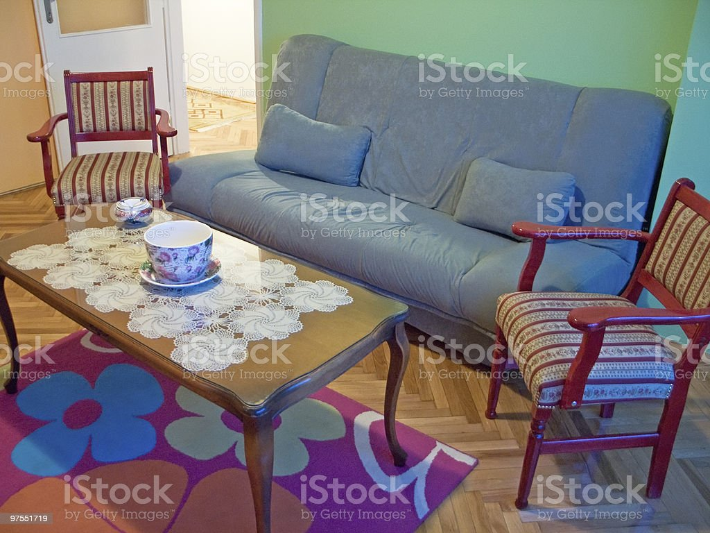 Room interior royalty-free stock photo