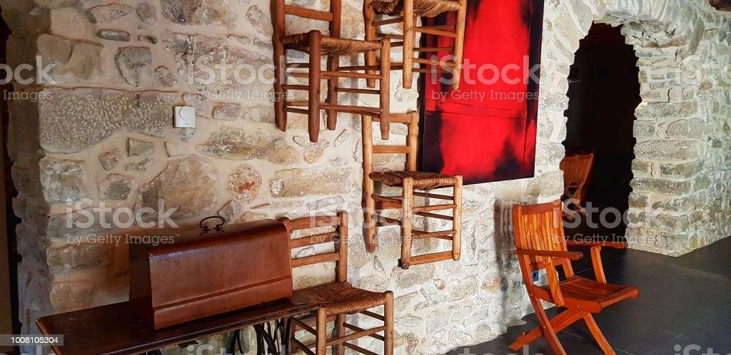La habitación - foto de stock