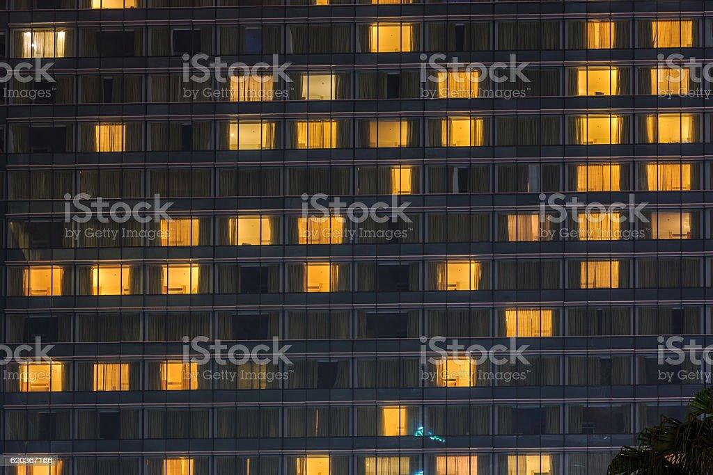 Room Window stock photo