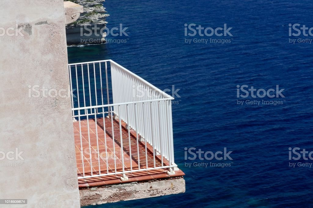 Room with sea view... stock photo