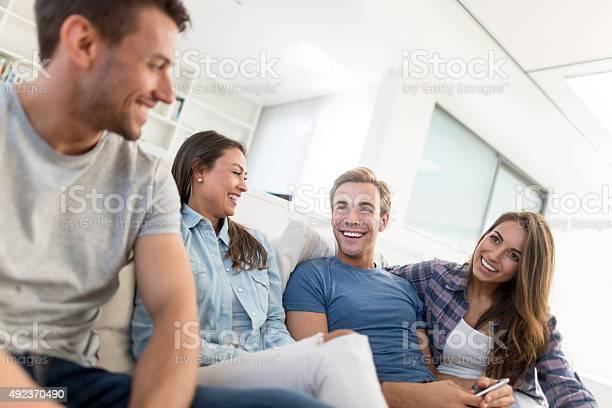 Roommates having fun together at home picture id492370490?b=1&k=6&m=492370490&s=612x612&h=e1ciaochvs4uagtznifyxoc8lwoshtw4kcuwldma5xs=