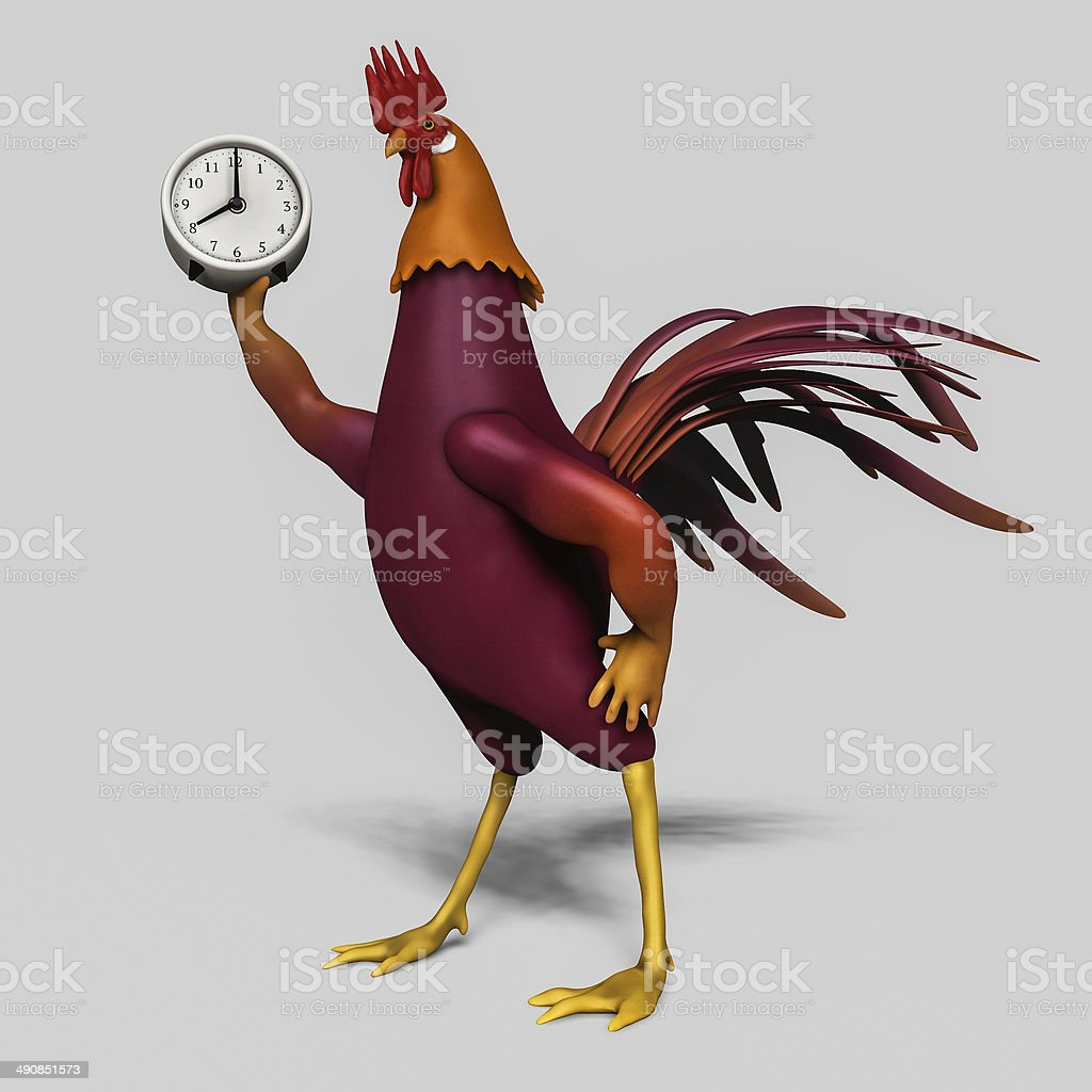 sveglia gallo
