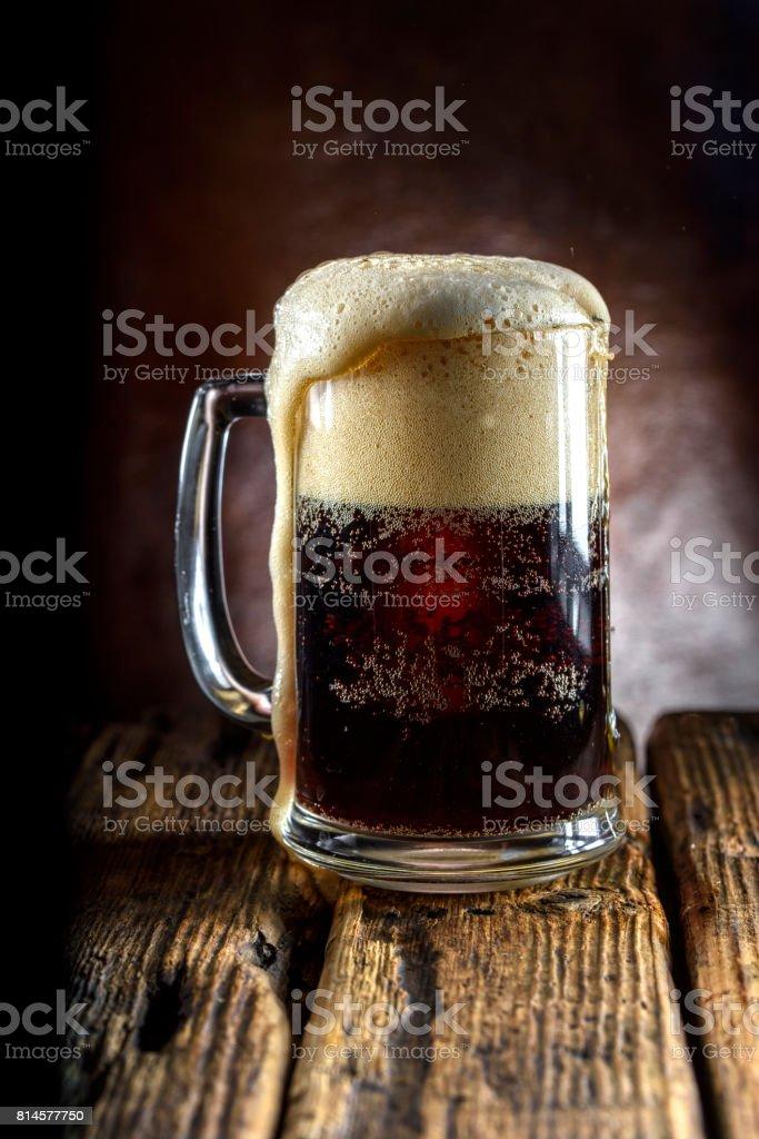 Root Beer stock photo