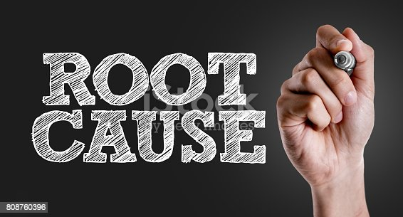 istock Root Cause 808760396