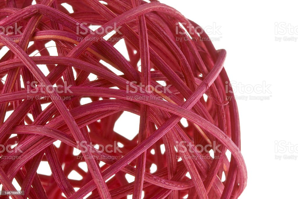 Root Red royalty-free stock photo