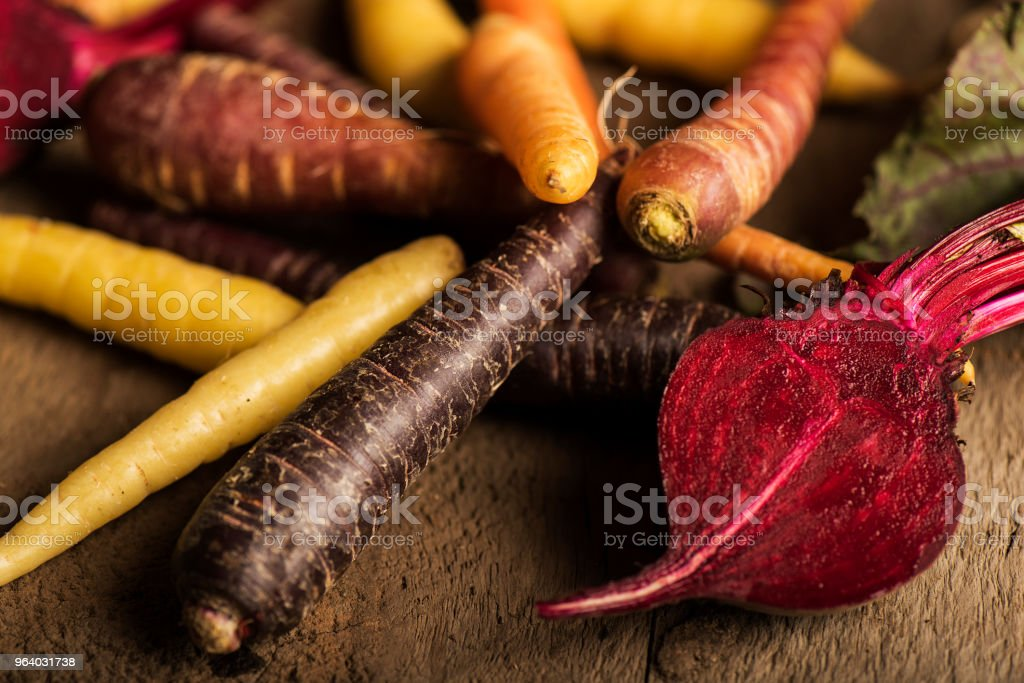 Root Vegetables - Royalty-free Beet Stock Photo