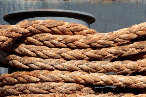 Seil und Poller – Foto
