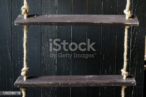istock Rope Ladder 1252295718