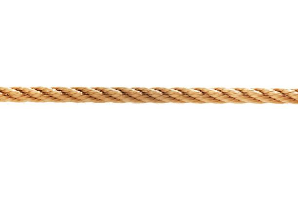 Rope. stock photo