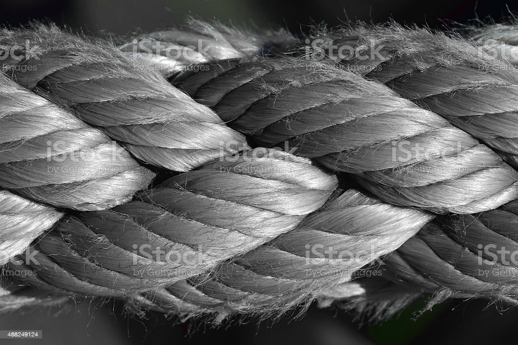 Rope stock photo