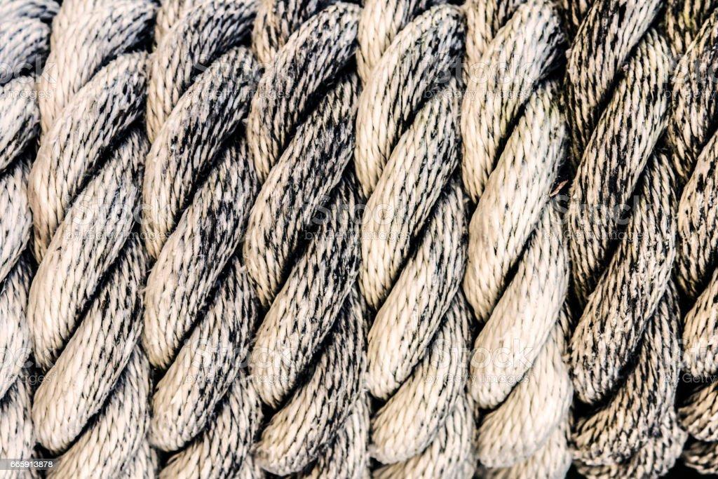 Rope foto stock royalty-free