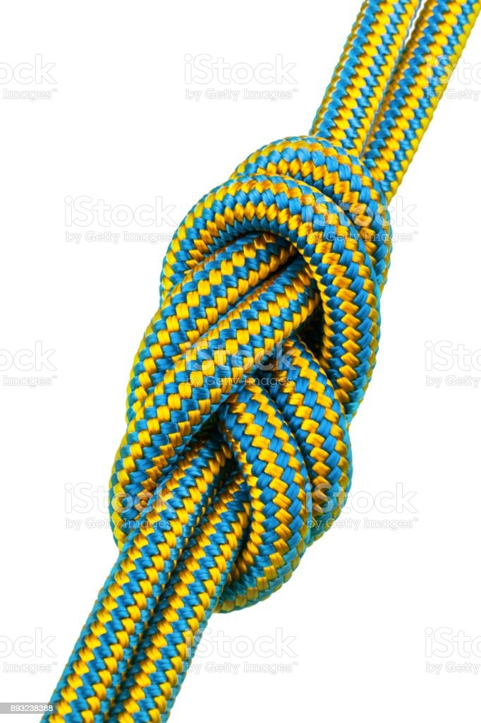 Rope. stock photo