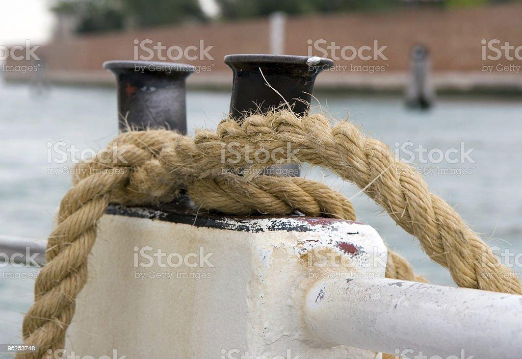 Corda - Foto de stock de Amarrar royalty-free
