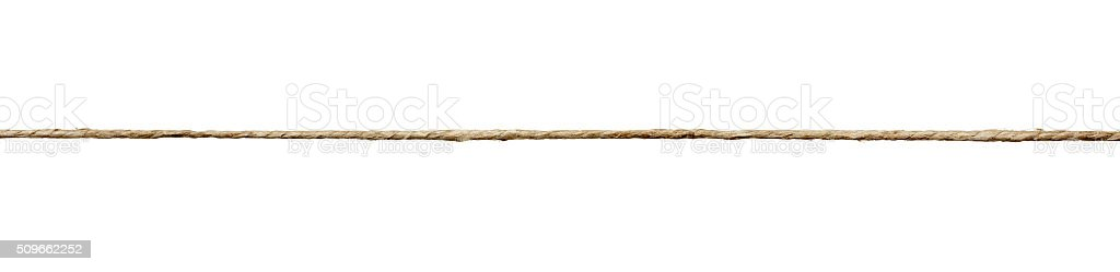 rope string stock photo