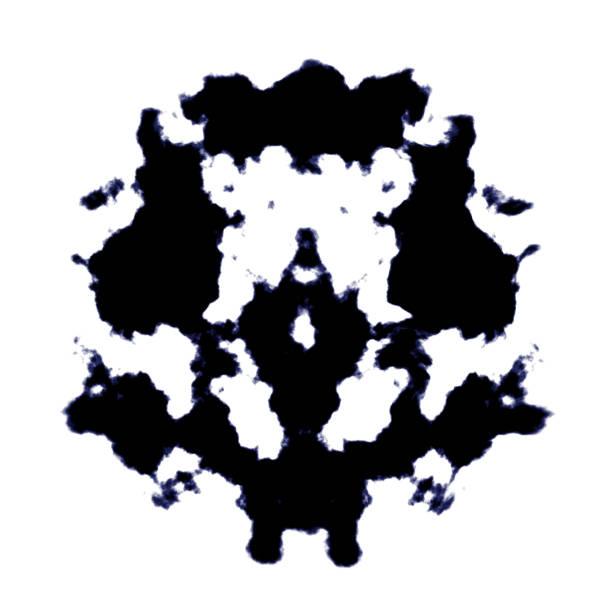 Rorschach stock photo