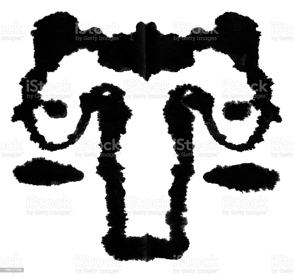 [Image: rorschach-test-picture-id136247296]
