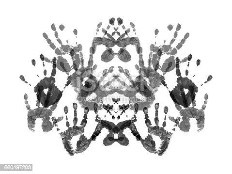 istock Rorshach test 660497208