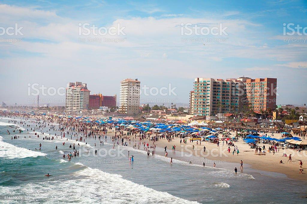 Rosarito Beach-México - foto de stock