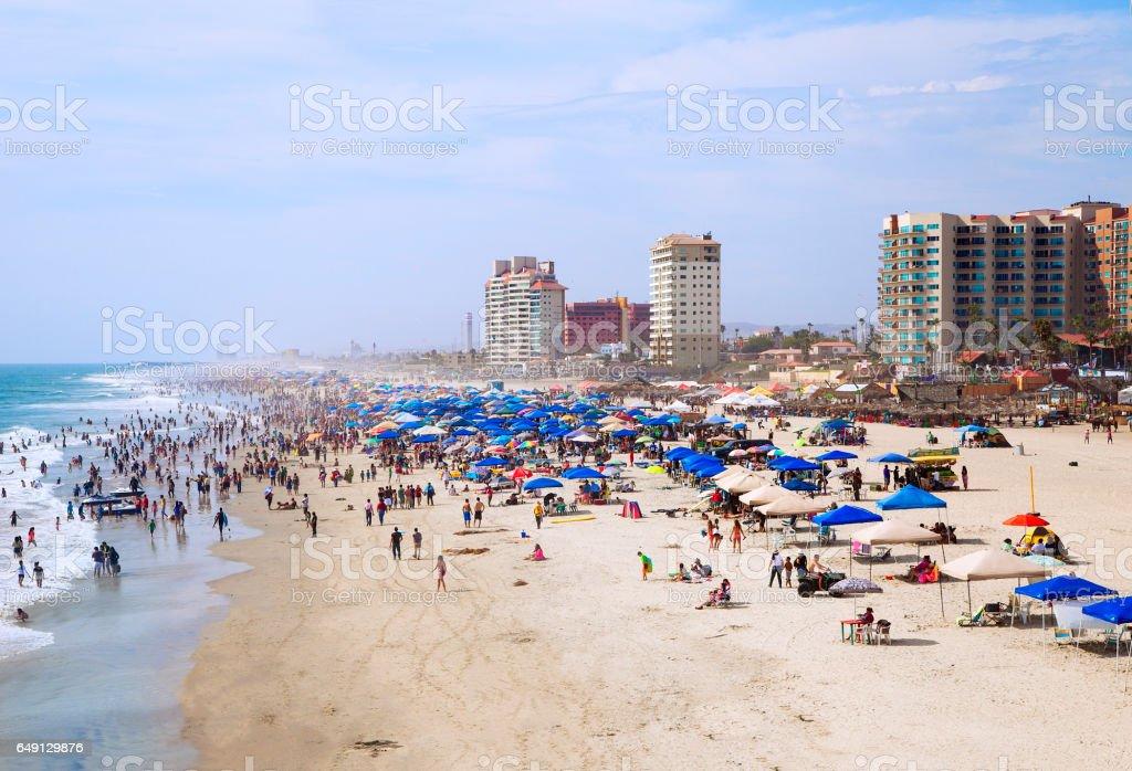 Rosarito Beach, México - foto de stock