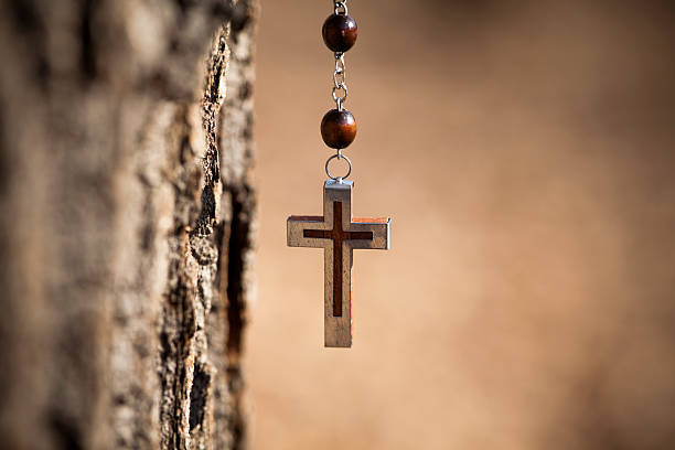 Rosary Rosary Amen stock pictures, royalty-free photos & images