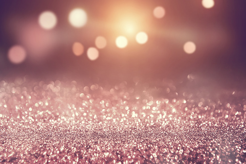 Rose Gold Color Abstract Glitter Texture Background Holidays Stock Photo - Download Image Now ...