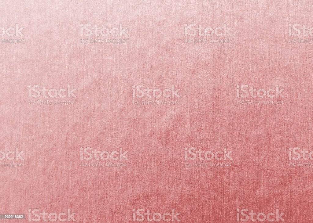 Rose gold foil texture background shiny wrapping paper leaf in pink purple color with bright brilliant reflective glossy metallic material surface royalty-free stock photo
