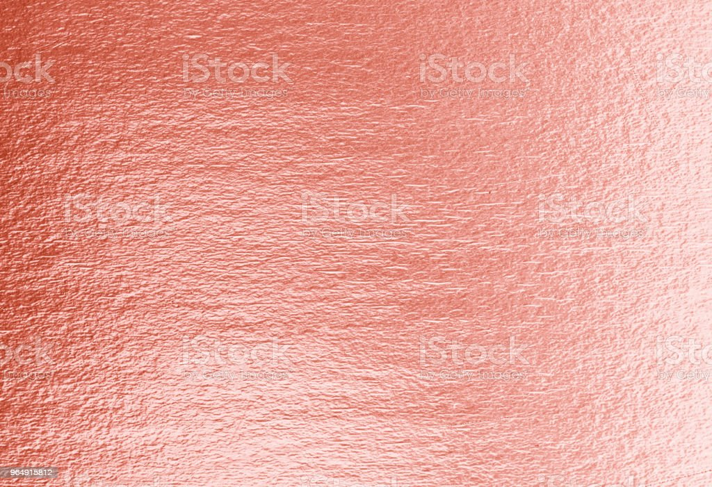 Rose Gold foil texture royalty-free stock photo