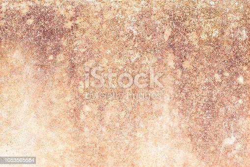 istock Rose Gold glitter background texture 1053565584