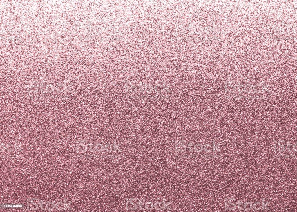 Rose Metallique Brillant De Fond Texture De Paillettes Dor Rose
