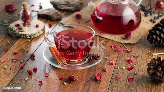 Herbal Tea, Consept.