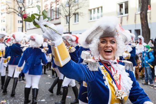 Rose Monday Carnival Parade Mainz 2014
