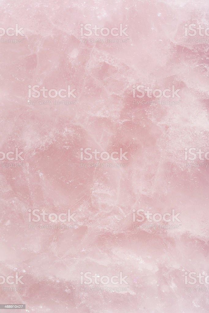 Rose Quartz background stock photo