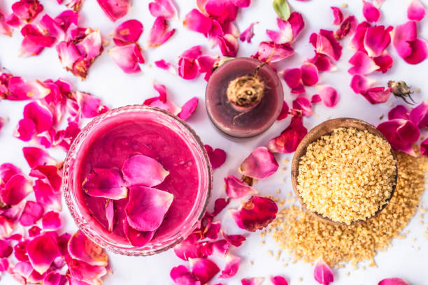 Rose water face pack consisting of rose water well mixed with oats in picture id1150386529?b=1&k=6&m=1150386529&s=612x612&w=0&h=mjn74lqrkh3ba5nucq 0qeick32irceyxojo00vqlf0=