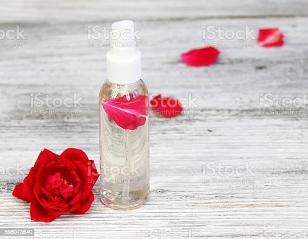 Rose water with a rose petal inside picture id598073840?b=1&k=6&m=598073840&s=612x612&h=v2evbsy eli3oh2jitiwsxbmfekkv6wqdff3jijhyyy=
