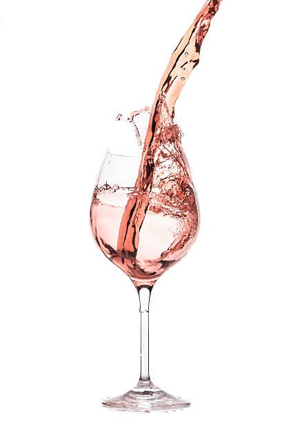 rose wine – Foto