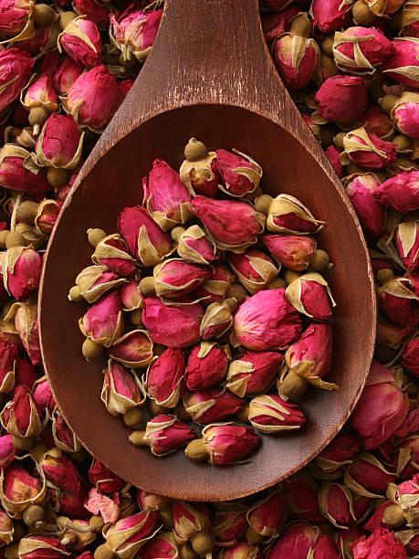 rosen für tee - rosen tee stock-fotos und bilder