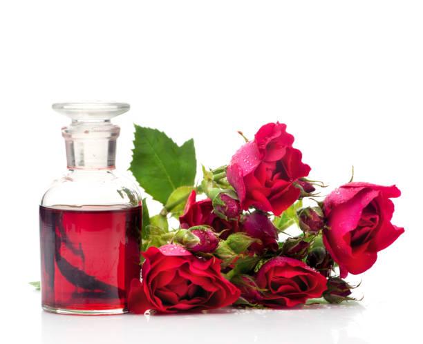 Roses massage oil in a glass bottle and flowers roses on a white picture id1190345990?b=1&k=6&m=1190345990&s=612x612&w=0&h=quewopdpntcsu5seygqhljipm3owlei7zgnxxbzcqyo=