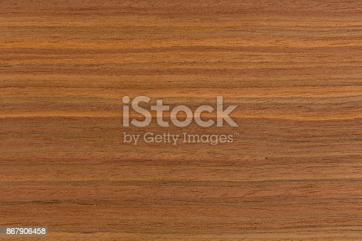 istock Rosewood veneer texture, natural wooden backghound 867906458