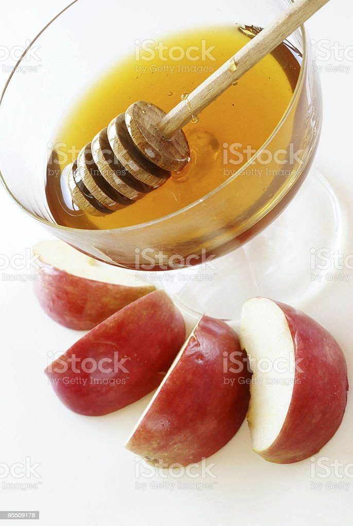 Rosh Hashana royalty-free stock photo