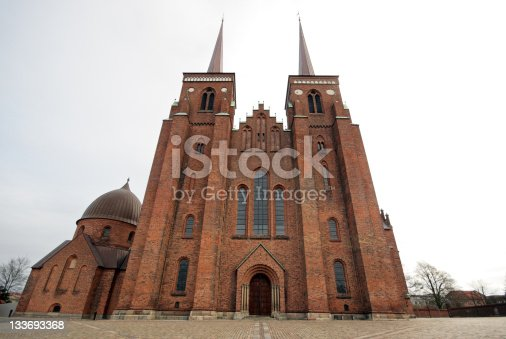 istock Roskilde Cathedral 133693368