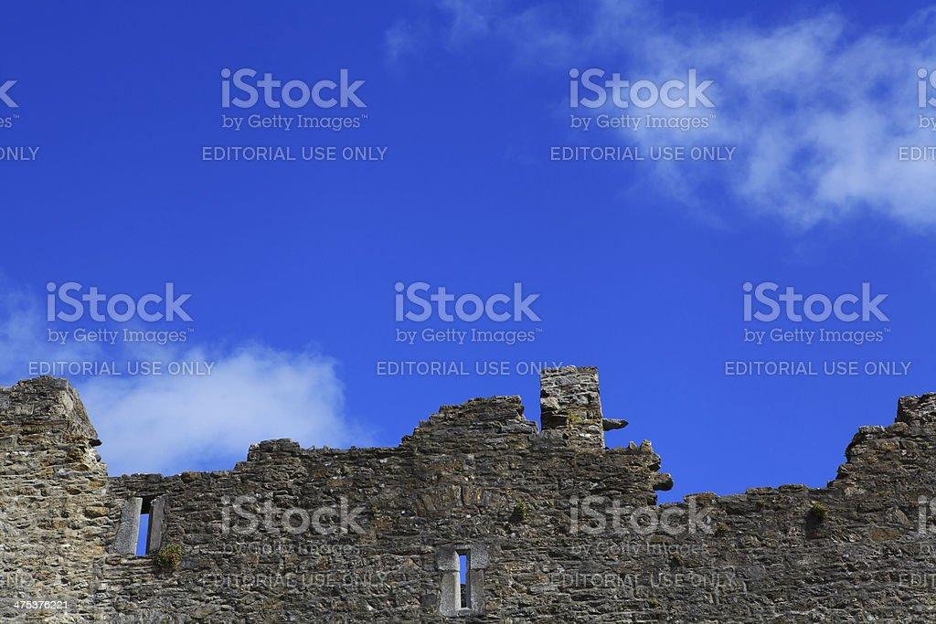 Ross Castle, Killarney, Republic of Ireland stock photo