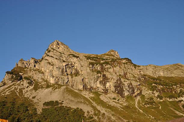 Rossflue, den Bergen in der Schweiz – Foto
