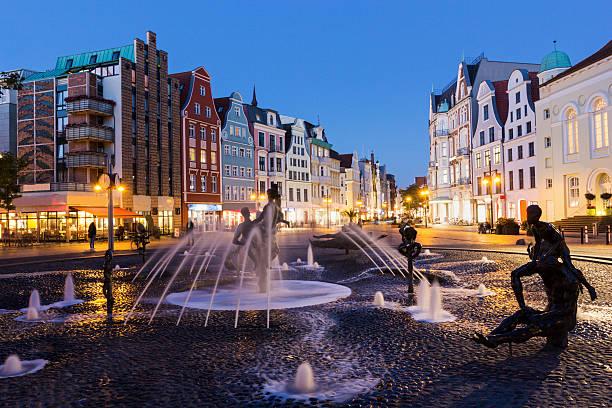 Rostock in Deutschland – Foto
